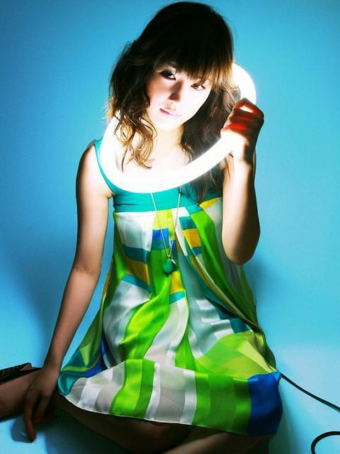 Ayase Haruka Cyborg Photoshoot 09