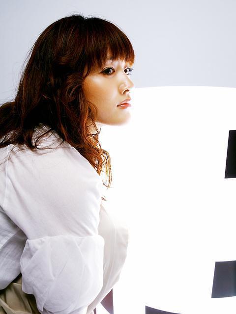 Ayase Haruka Cyborg Photoshoot 21