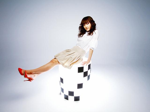 Ayase Haruka Cyborg Photoshoot 22