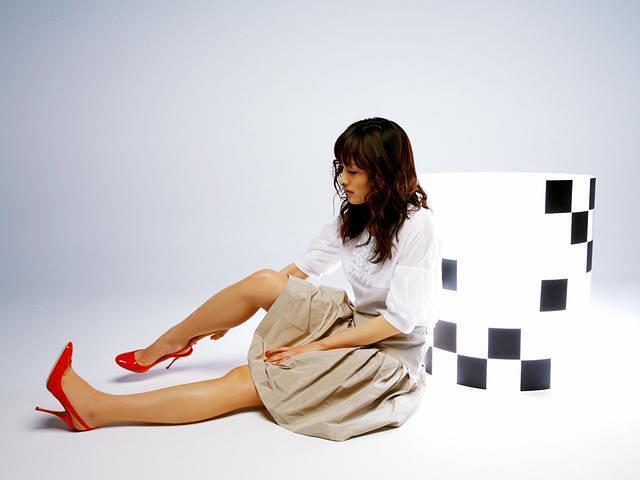 Ayase Haruka Cyborg Photoshoot 27