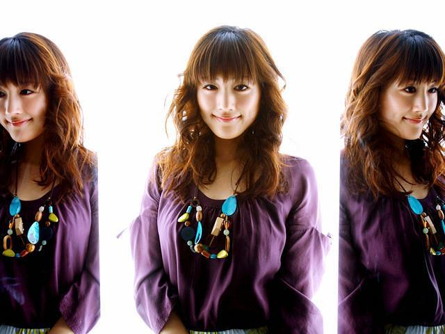 Ayase Haruka Cyborg Photoshoot 30