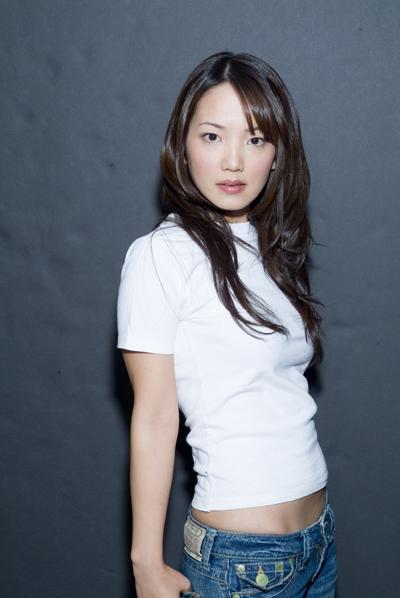 Test shoot with Kiyomi