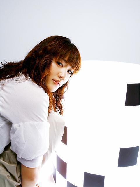 Ayase Haruka Cyborg Photoshoot 24