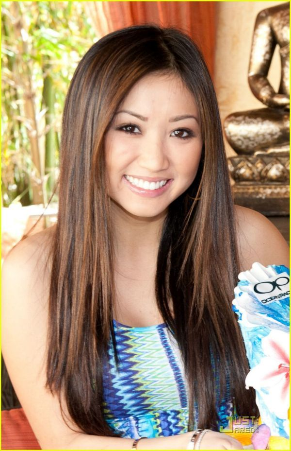 Brenda Song at TAO Beach