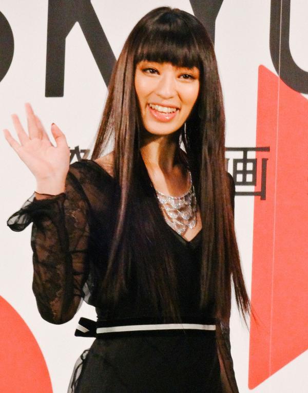 26th_Tokyo_International_Film_Festival_Kuriyama_Chiaki