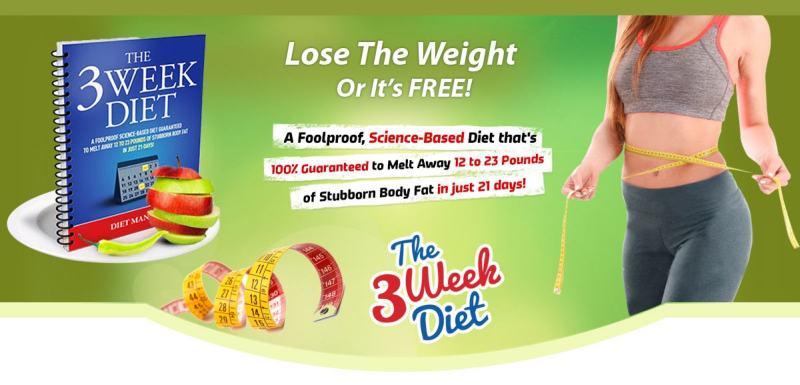 3-Week-Diet